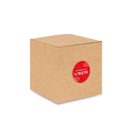 Relay box 12V DC, 1x2 pole, screw